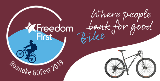 Roanoke GOFest 2019 - Freedom First: Where people bike for good